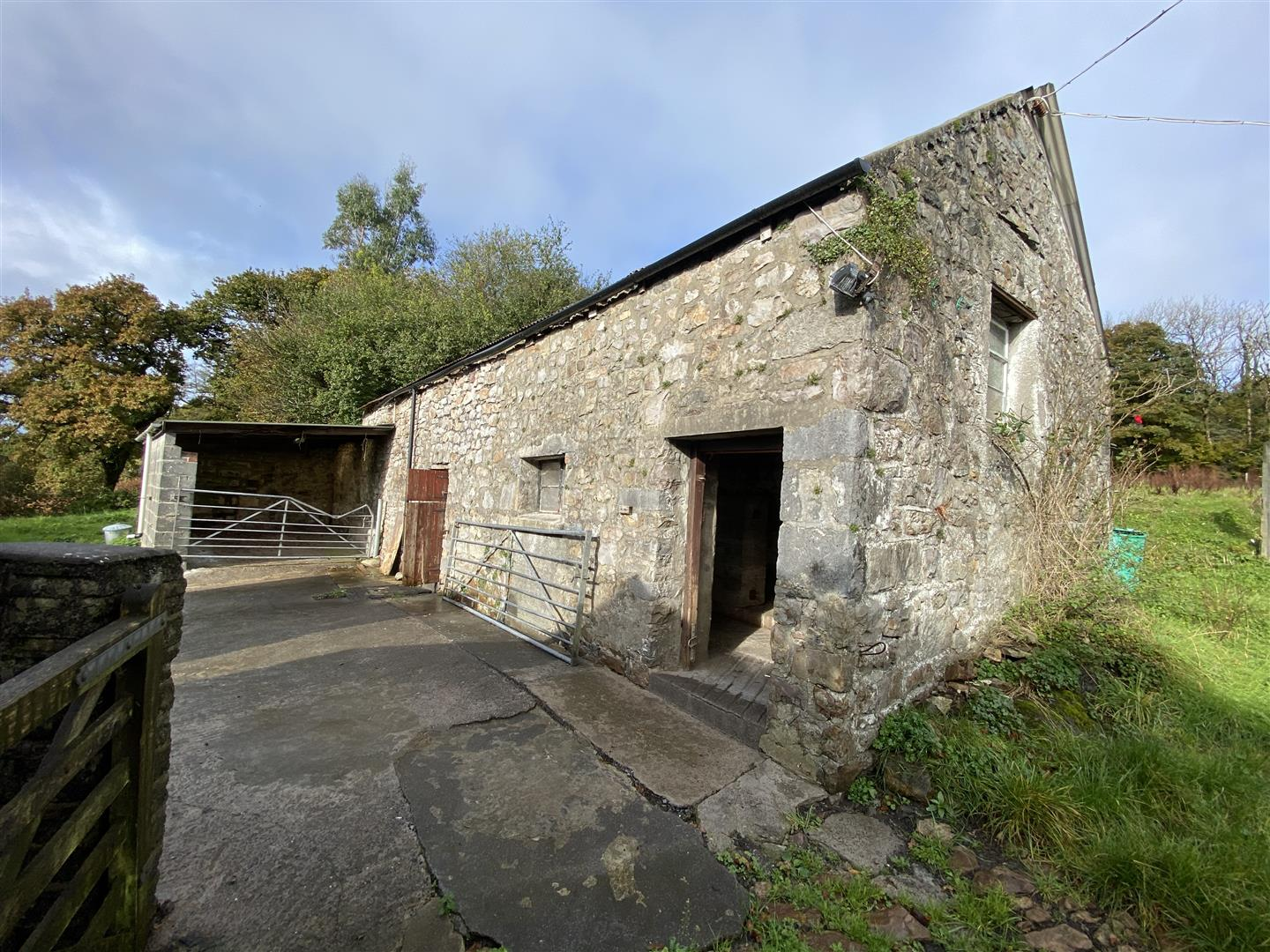 STONE BUILT COWSHED